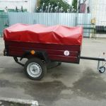 Купить прицеп Лев-1120 НОВЫЙ от завода производителя